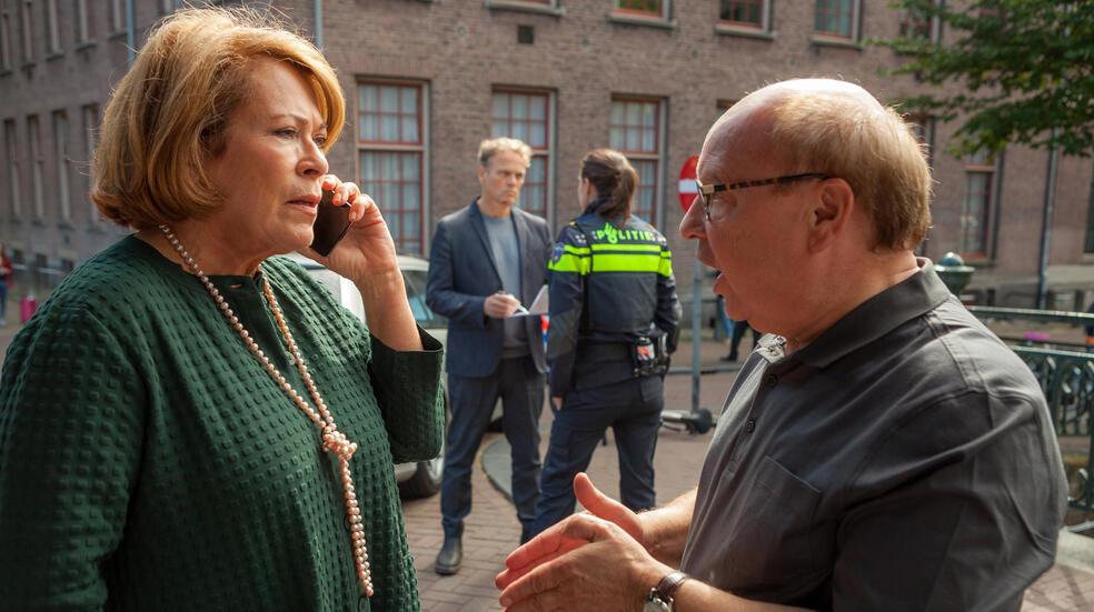 Verliebt in Amsterdam mit Hans-Joachim Heist und Rita Russek