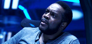 The Expanse: Fred Johnson (Chad L. Coleman)