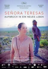 Señora Teresas Aufbruch in ein neues Leben - Poster