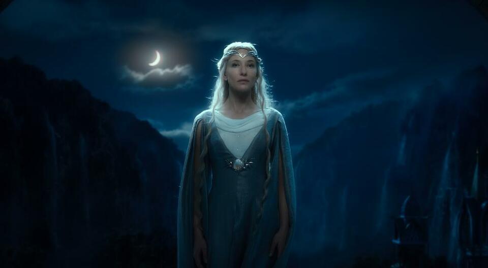 Der Hobbit: Eine unerwartete Reise mit Cate Blanchett