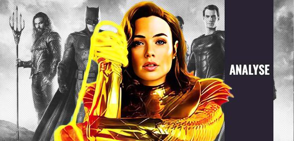 Der Höhepunkt des DCEU: Zack Snyder's Justice League