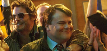 Bild zu:  Jack Black in D-Train