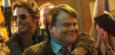Jack Black in D-Train