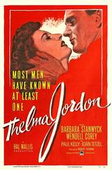 Strafsache Thelma Jordon - Poster