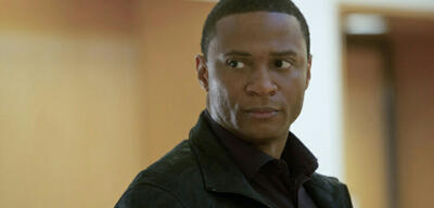 David Ramsey in Arrow