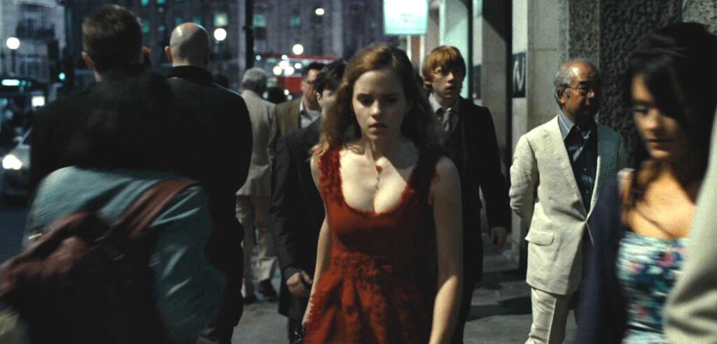 Emma Watson inHarry Potter