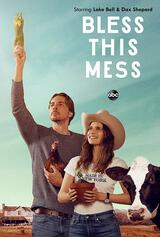 Bless This Mess - Staffel 1 - Poster