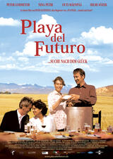 Playa del Futuro - Suche nach dem Glück - Poster