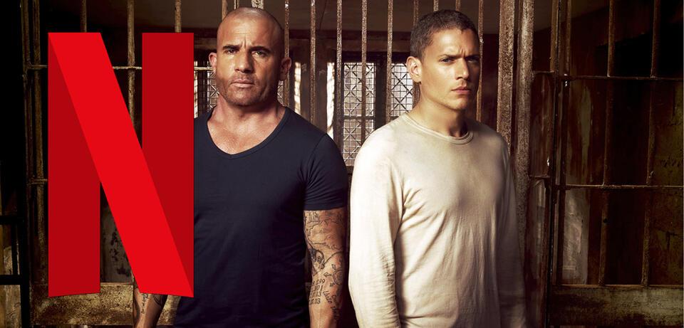 Serien Stream Prison