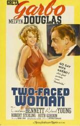 Die Frau mit den zwei Gesichtern - Poster