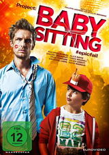 Project: Babysitting - #epicfail - Poster
