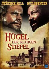 Hügel der blutigen Stiefel - Poster