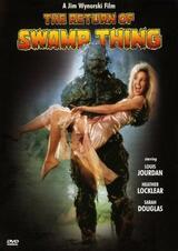 Das grüne Ding aus dem Sumpf - Poster
