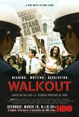 Walkout - Aufstand in L.A. - Poster