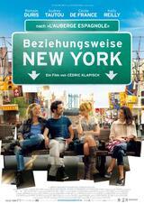 Beziehungsweise New York - Poster