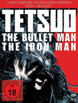 Tetsuo: The Bullet Man - Poster