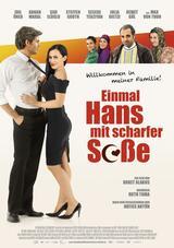 Einmal Hans mit scharfer Soße - Poster