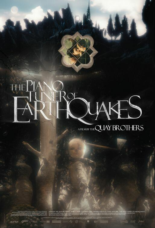The Pianotuner of Earthquakes