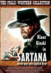 Sartana – Töten war sein täglich Brot