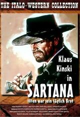 Sartana – Töten war sein täglich Brot - Poster