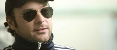Matthew Vaughn am Set von Der Sternwanderer