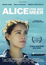 Alice und das Meer - Poster