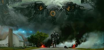 In Transformers 4 macht Kopfgeldjäger Lockdown Jagd auf Roboter