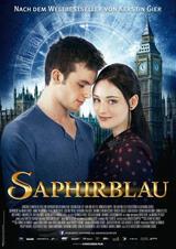 Saphirblau - Poster