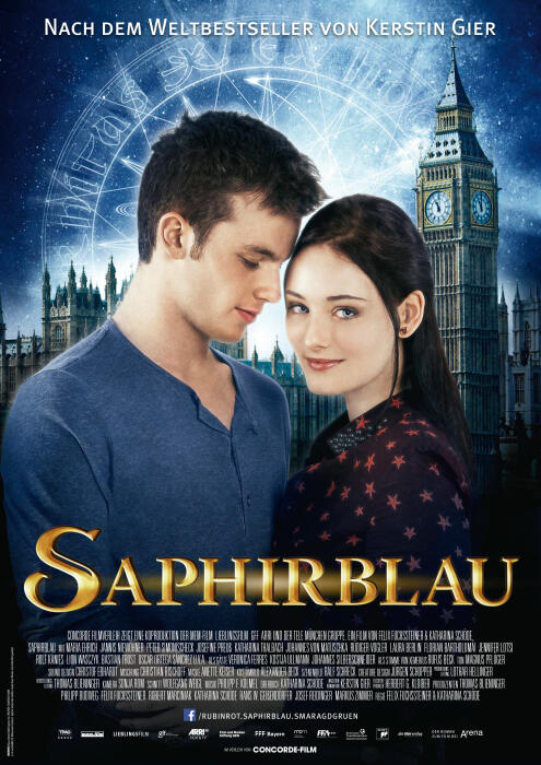 Stream Saphirblau
