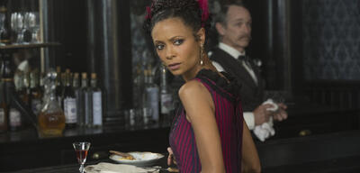 Thandie Newton in Westworld