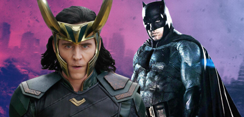 Loki und Batman
