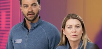 Bild zu:  Schockiert: Grey's Anatomy macht Pause