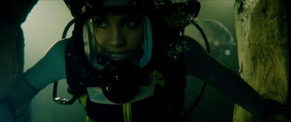 47 Meters Down: Uncaged mit Corinne Foxx
