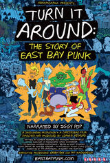Turn It Around: The Story of East Bay Punk  - Poster