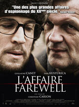 L'affaire Farewell - Poster