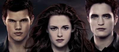 Vorbereitet für das Finale: Jacob, Bella & Edward