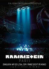 Rammstein: Paris - Poster