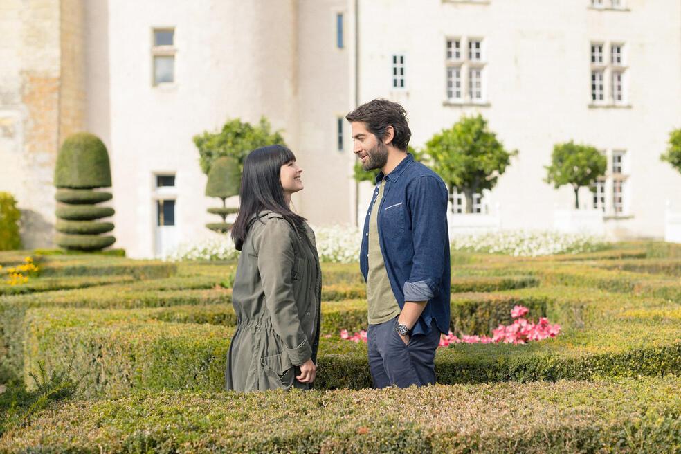 Fluss des Lebens: Geliebte Loire mit Anna Fischer und Mathieu Delarive