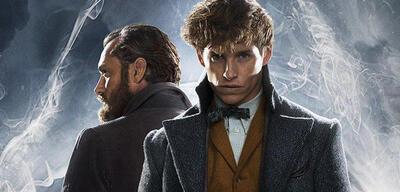 Phantastische Tierwesen 2:Jude Law spielt Albus Dumbledore (hier noch in Sherlock Holmes)