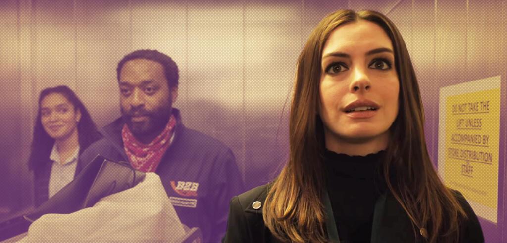 Locked Down mit Anne Hathaway undChiwetel Ejiofor