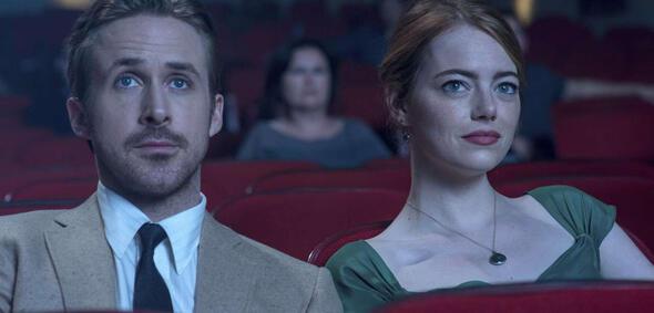 Bald weniger im Kino: Vom Ehrgeiz besessene Pärchen mit fragwürdigen Jazz-Ansichten