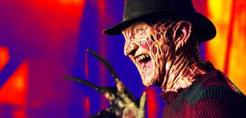 Bild zu:  Robert Englund als Freddy Krueger
