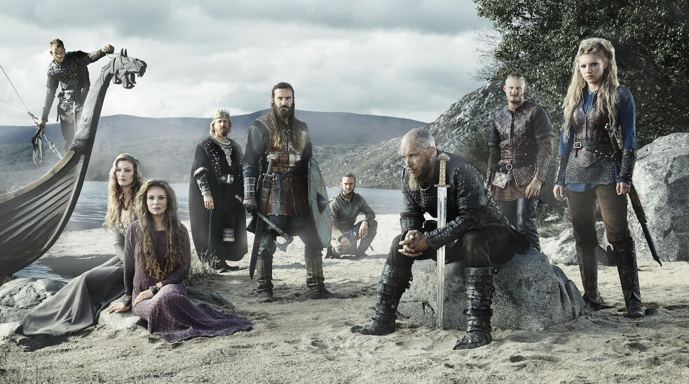 Vikings Staffel 1 3