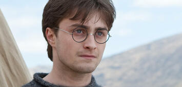 Bild zu:  Daniel Radcliffe als Harry Potter