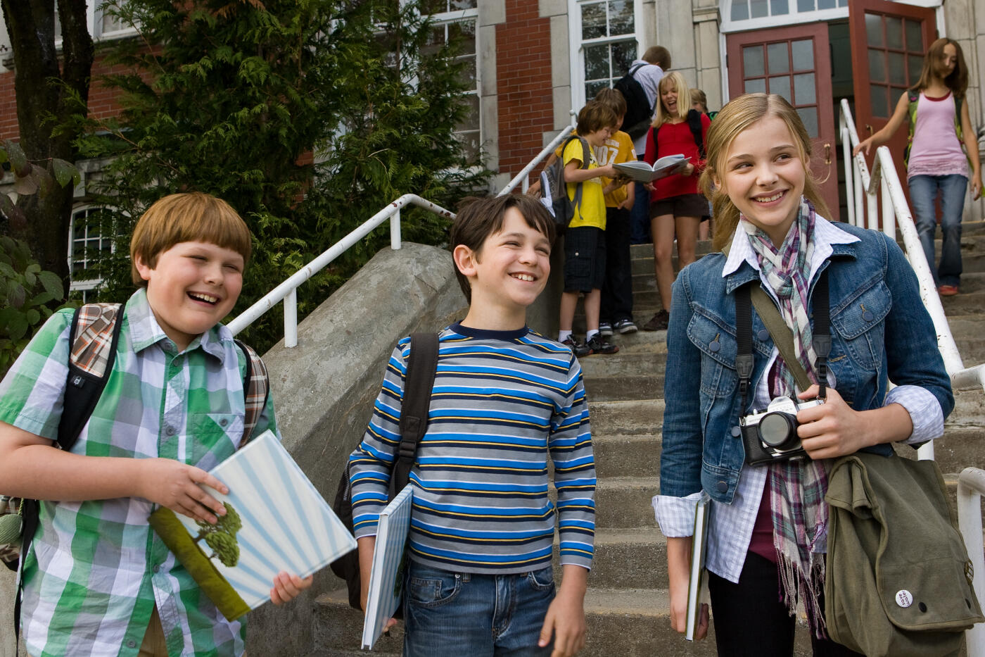 The Diary Of A Wimpy Kid Cast
