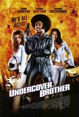 Undercover Brother - Poster