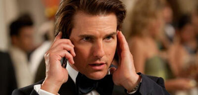 Tom Cruise in Mission: Impossible - Phantom Protokoll