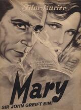 Mary - Sir John greift ein - Poster
