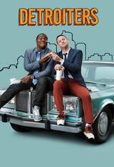 Detroiters - Staffel 2 - Poster
