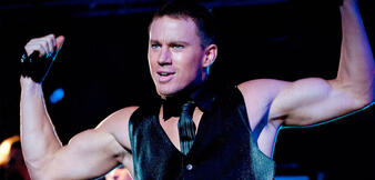 Channing Tatum inMagic Mike
